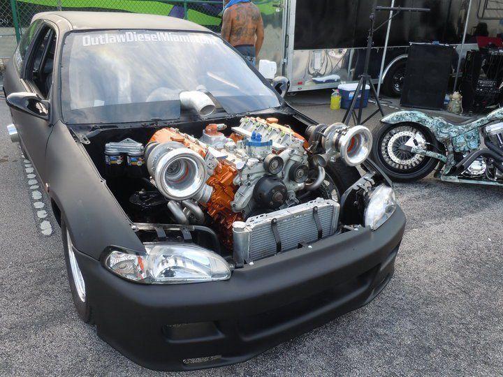 Honda Civic Si Eg6 Resimleri 6 Tuning Cars Araba Girls