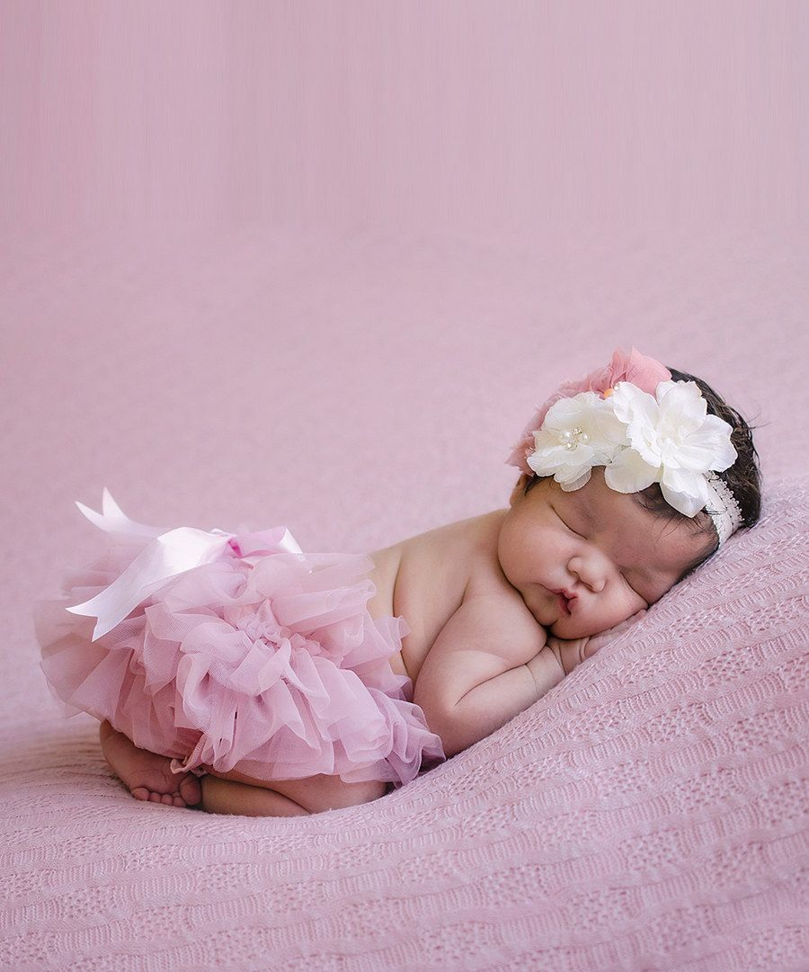 Look at this Ella s Bows Antique Rose Tutu Diaper Cover   Shabby Floral  Headband on  zulily today! 5e61f735267