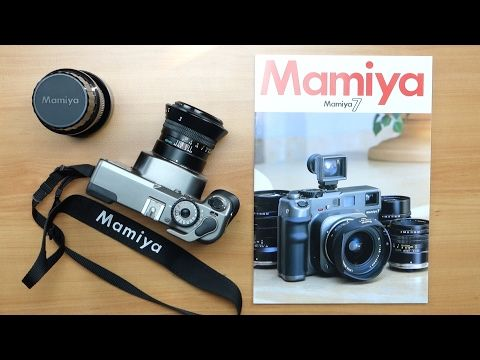 Mamiya 7 Overview and Specs - YouTube   Photography   Specs