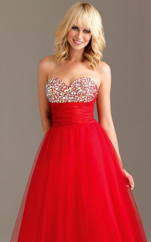 Cheap Red Dress Photo Album - Reikian