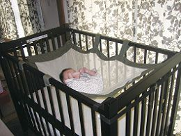 baby crib hammock   available bed size 110 130 cm u0027s                     baby hammock     crib in the hammock  to from a nap      rh   pinterest