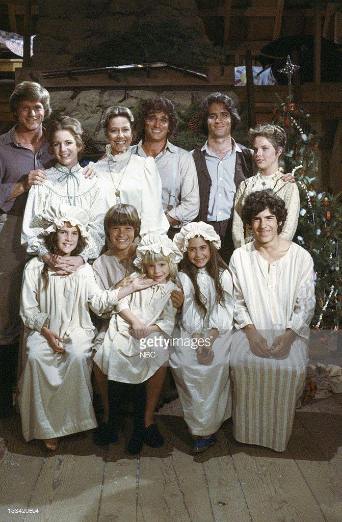Season 8 Group Shot 1981 - Little House On The Prairie