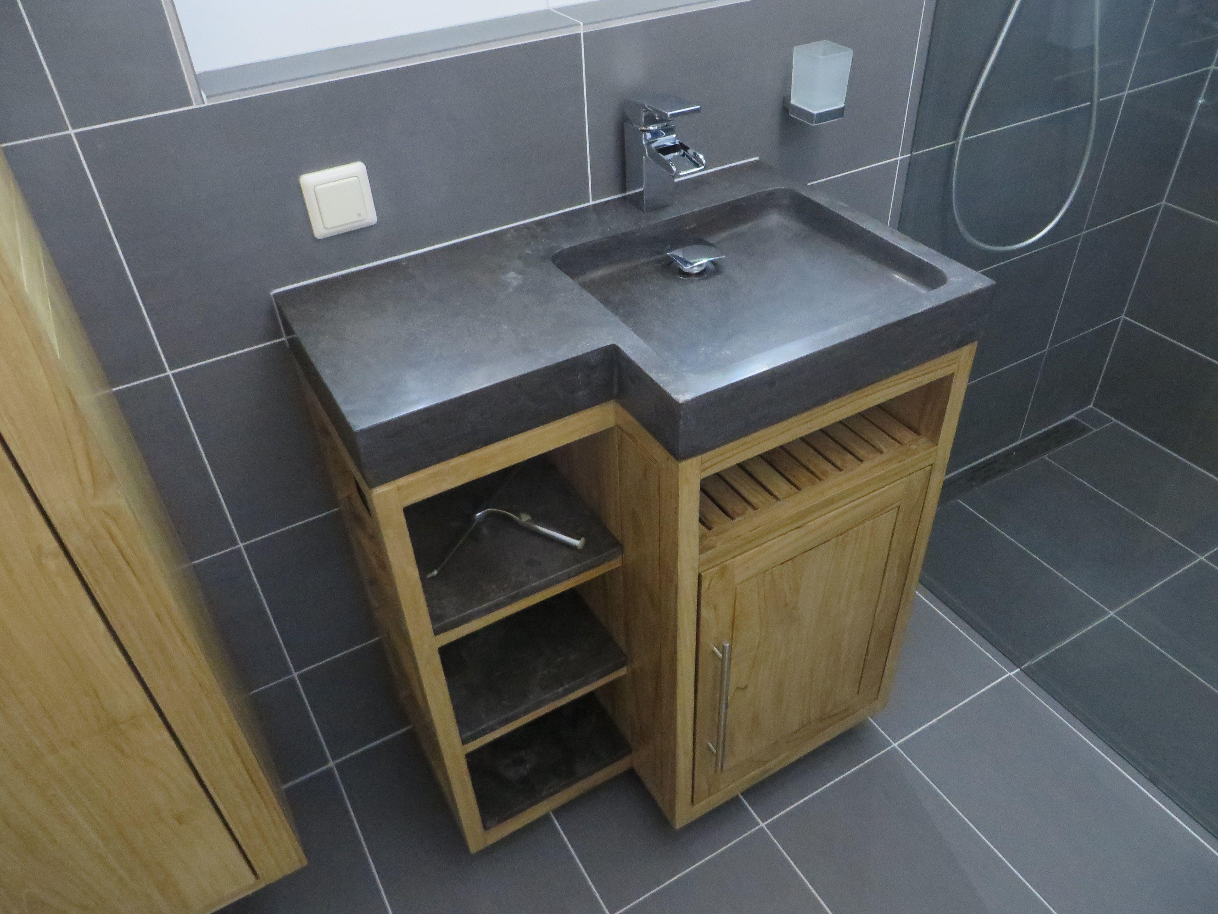 Wasbak meubel by van design keukens en we maakten dit old look