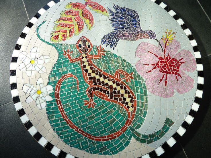 Related image Mosaic art, Mosaic birds, Handmade mosaic