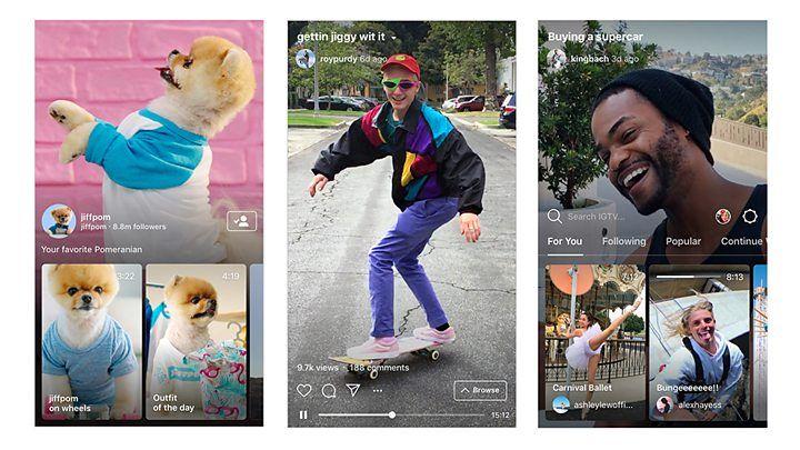 Instagram now allows 60minute videos instagram