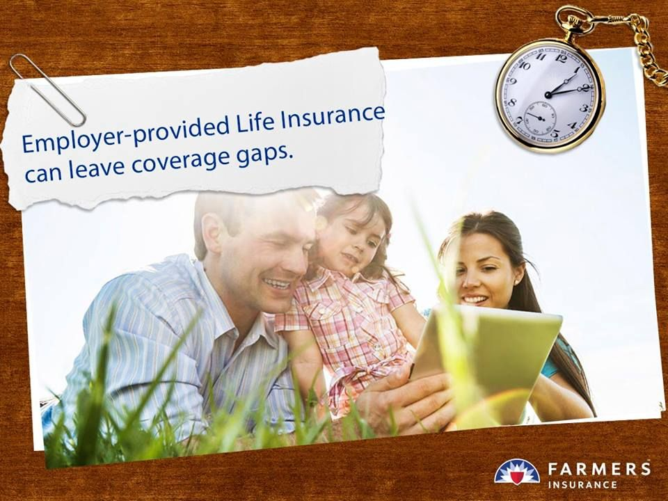 Personal life insurance policies arent tethered to your