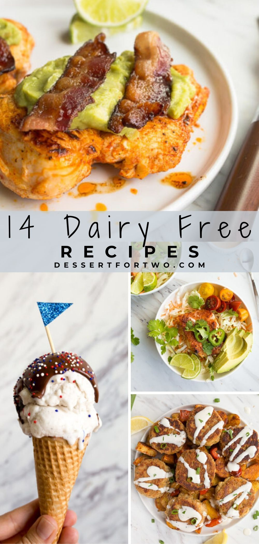 Dairy Free Recipes For Two People By Dessert For Two In 2020 Dairy Free Recipes Healthy Snacks Recipes Dairy Free Cooking