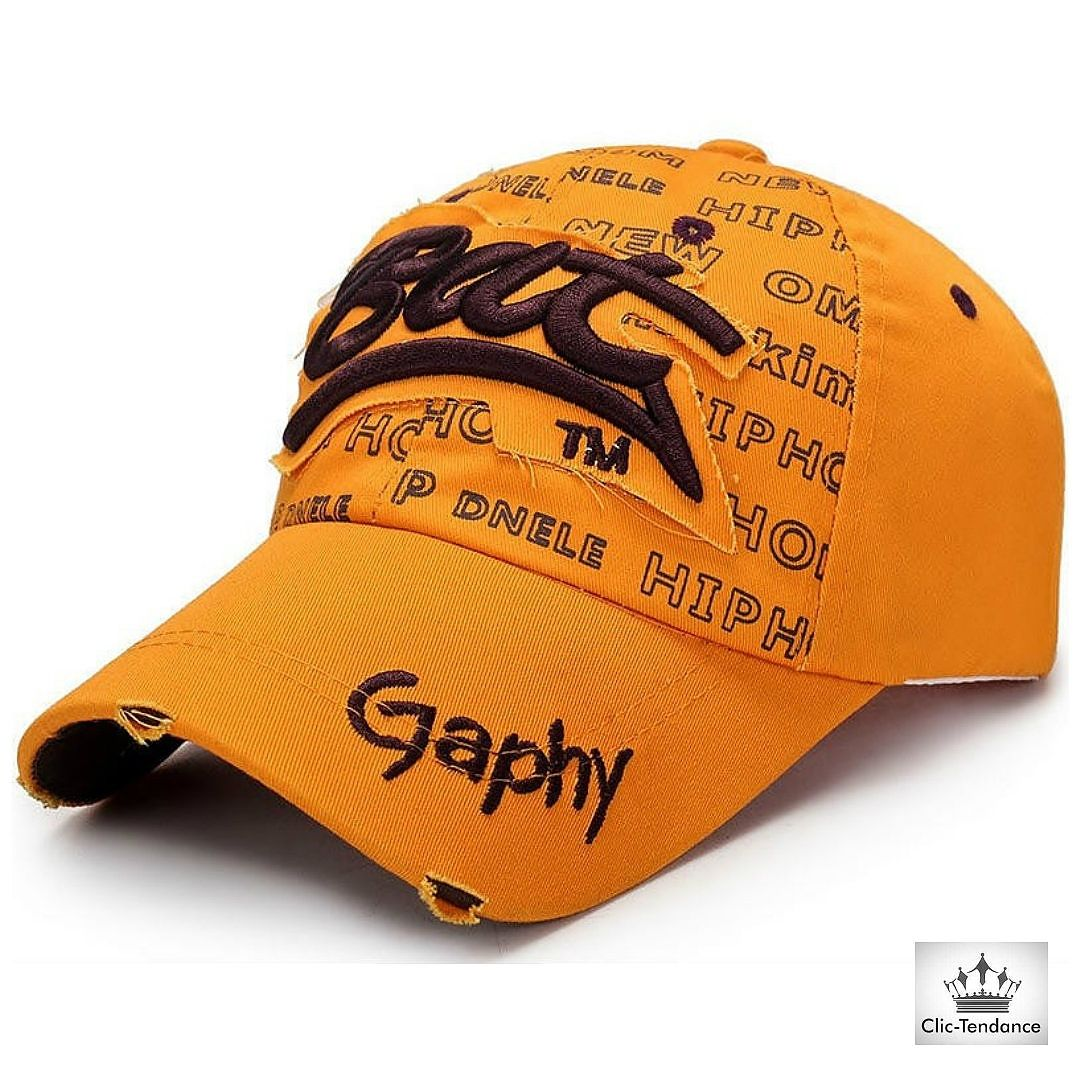 casquette homme old school