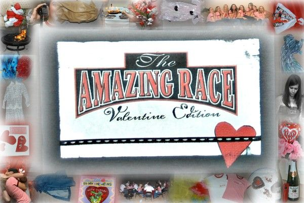 Amazing Race Date - Designed for a group, but could also work for one couple. This sounds like a lot of fun! #thedatingdivas
