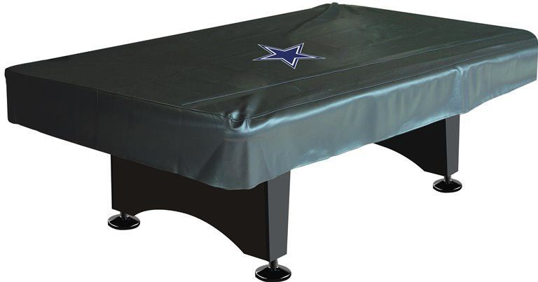 Dallas Cowboys 8' Deluxe Pool Table Cover