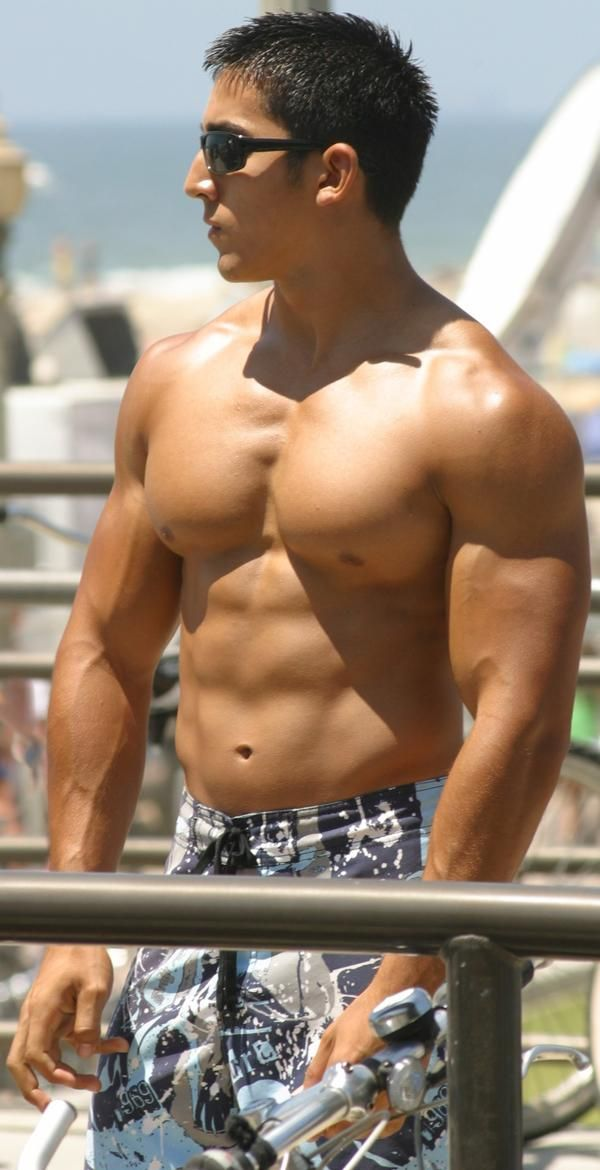 Cody miller muscle