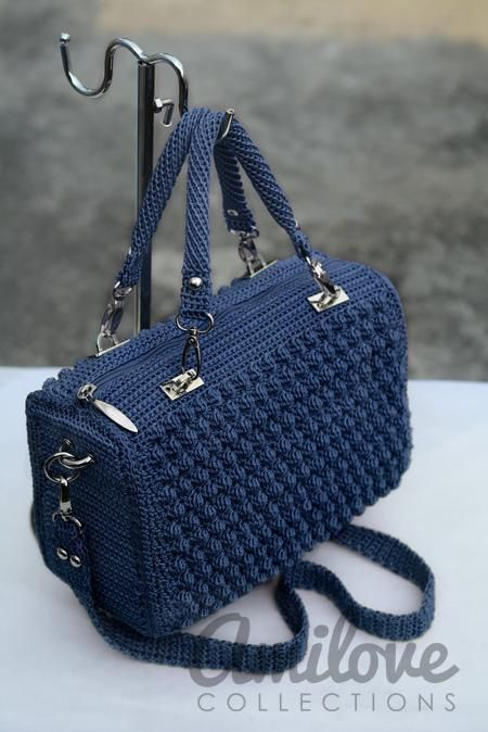 Örgü Yeni Çanta Modelleri