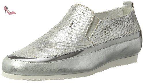 Högl 3 10 3336 3000, Sneakers Basses Femme, Bleu (Ocean3000), 41.5 EU