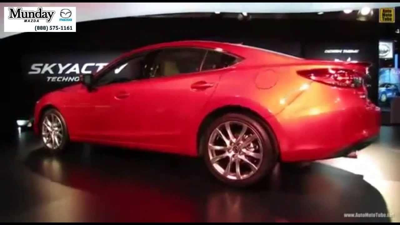 Houston, TX 2015 Mazda6 Dealerships Conroe, TX 2014