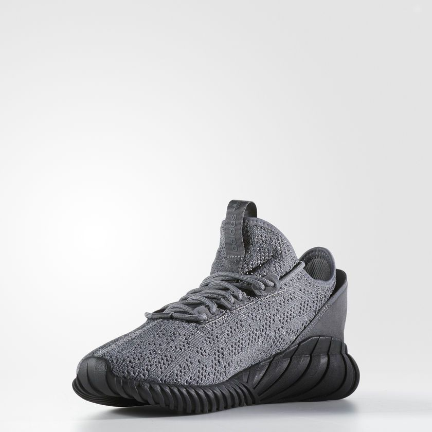 Adidas Zapatillas Originals Tubular Doom Sock Primeknit Gris