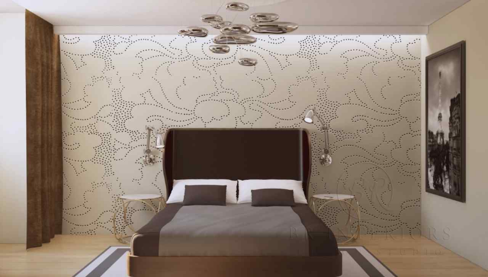 Most Beautiful Couple Bedroom Wallpapers Designs The Architecture Designs Wallpaper Design For Bedroom Wallpaper Bedroom Latest Wallpaper Designs
