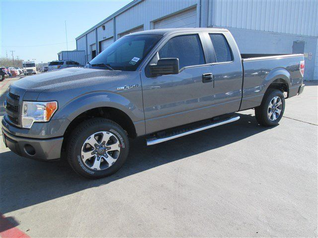 2014 Ford F 150 Sterling Gray Metallic For Sale In San Antonio Tx