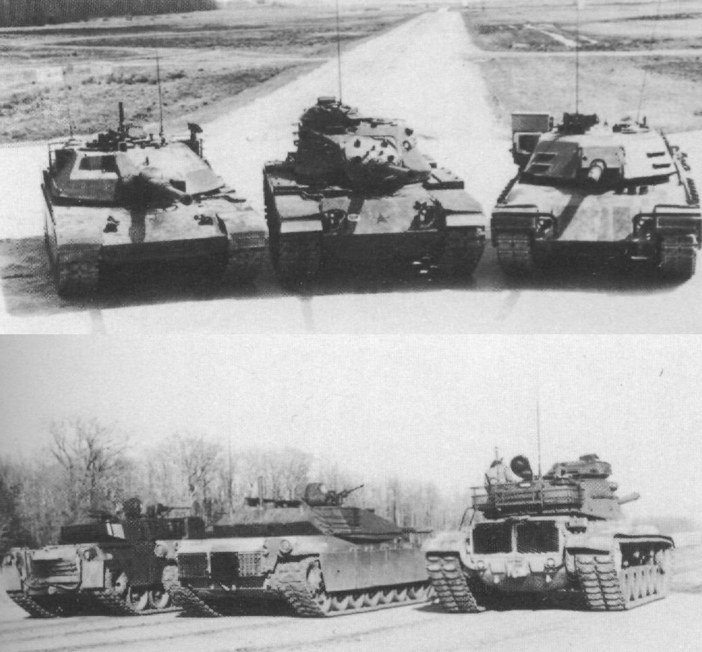 1960s Nato Vtols Military Vehicles Tanks Military Gas Turbine