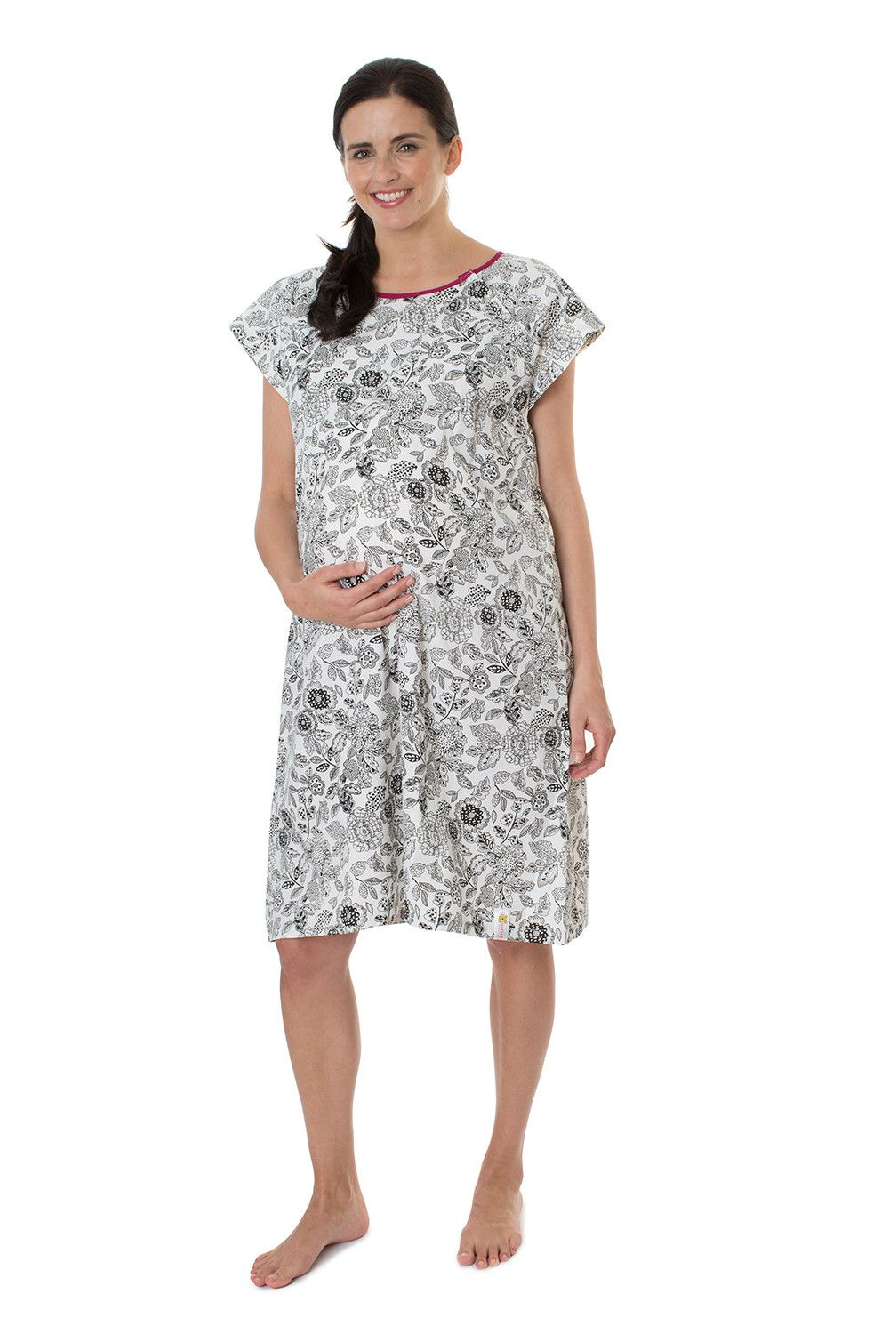 Ella Gownie Maternity Delivery Labor Hospital Birthing Gown ...