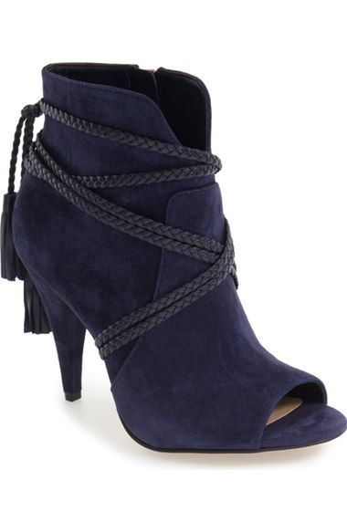 0a050c7aa667 Vince Camuto  Astan  Open Toe Bootie (Women) available at  Nordstrom ...