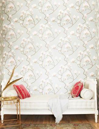 .Cole & Son magnolia wallpaper
