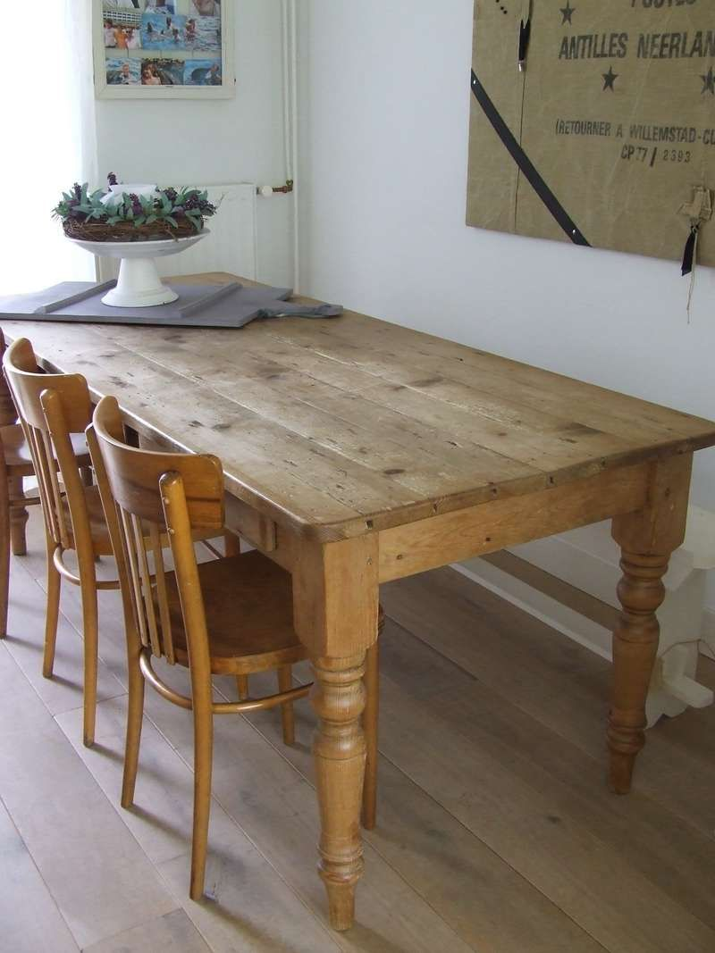 Eettafel Grenen Oud Grenen Tafel Google Search Dream House Home Kitchens