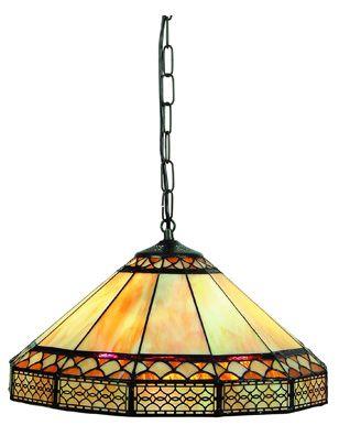TiffanyLamp Techo Lámparas Lámpara Colgante Chandelier XkuiPZO
