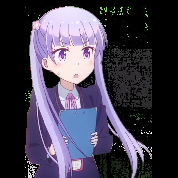 Suzukaze Aoba from New Game!! Ep 3 2 Anime, Anime