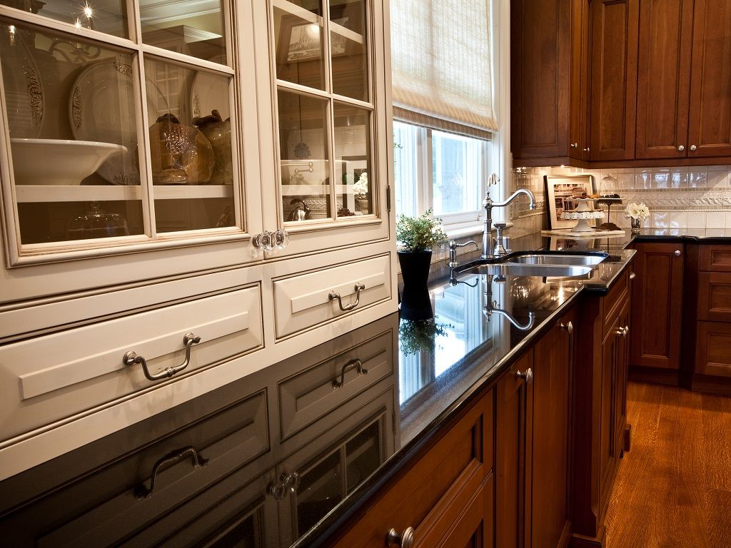 Cabinet refacing is a convenient and cost effective option ...