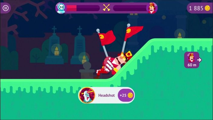 bowmaster android game