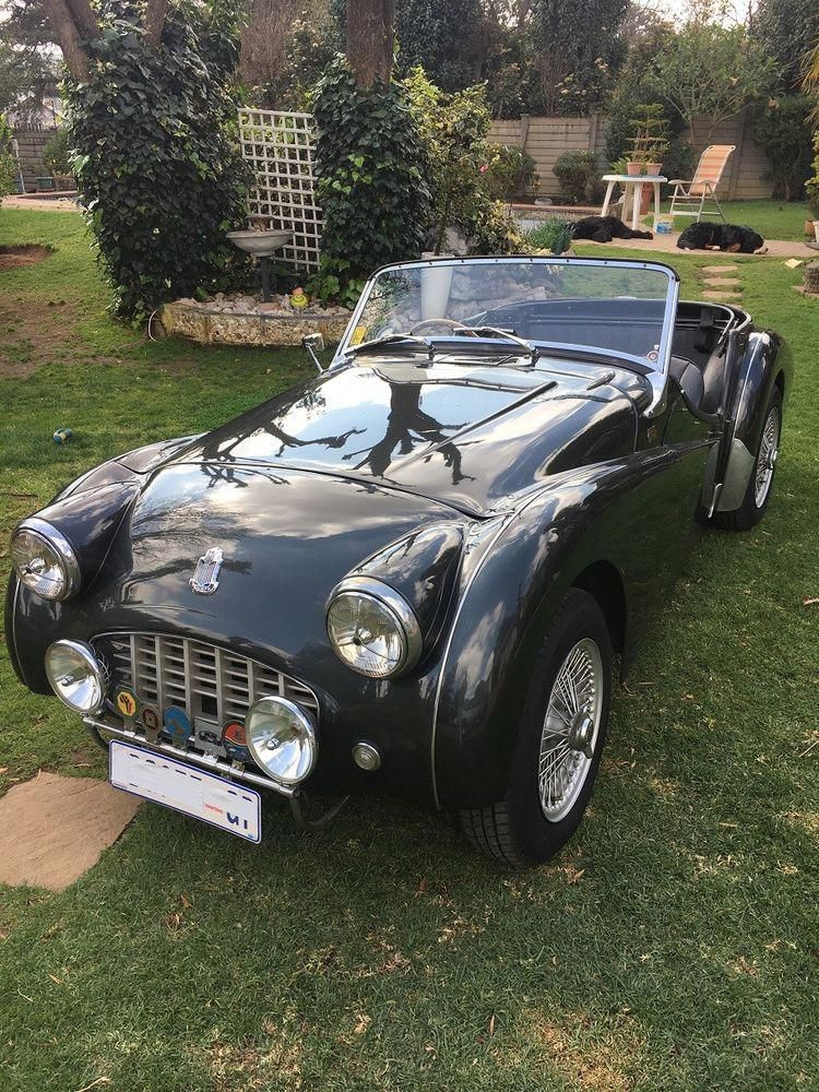 Ebay 1958 Triumph Tr3 Triumph Tr3 Classic Car Classic Cars