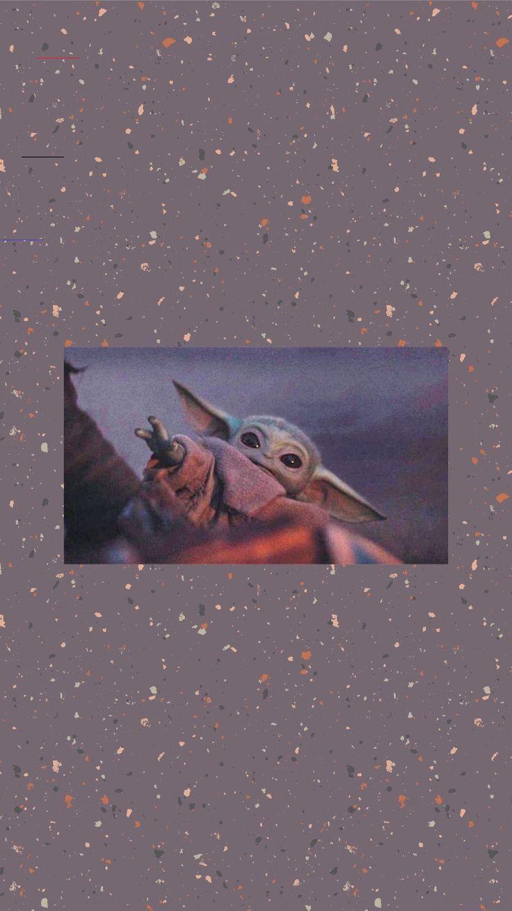 Baby Yoda baby yoda babyyoda cute wallpaper