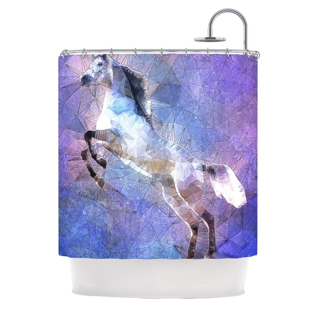 Artistic Shower Curtains. Irresistible Artistic Shower Curtains ...