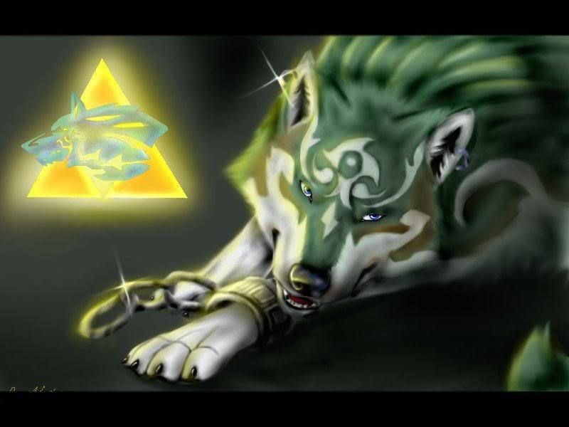 anime wolfs drawing inspiration