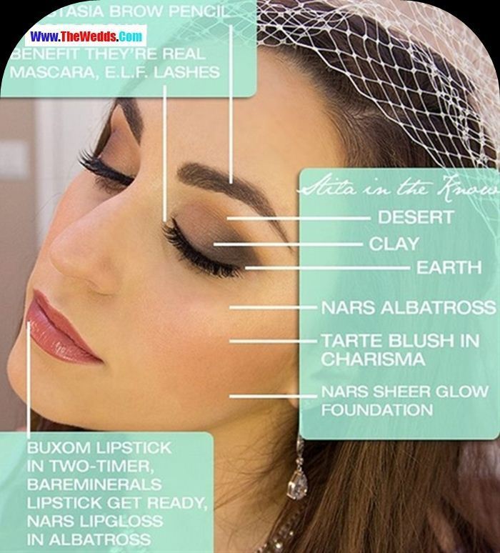 How To Do Your Own Wedding Makeup Tips Wedding Make Up