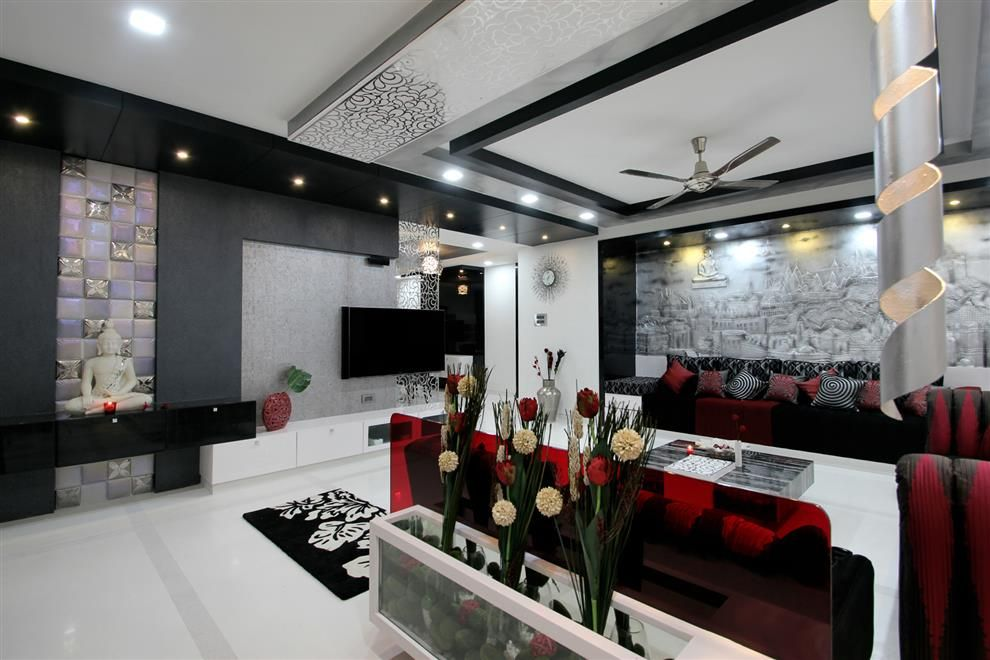 Amit ashmi shah hyderabad andhra pradesh india for Apartment interior design hyderabad