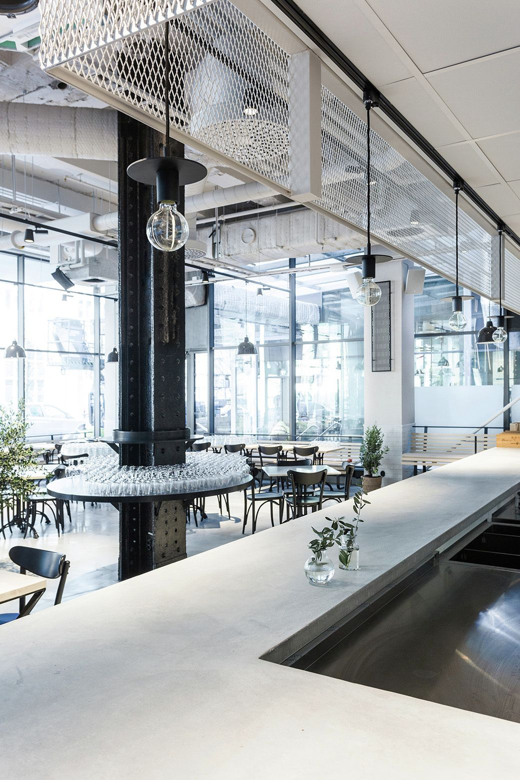 Gallery of Usine Restaurant / Richard Lindvall – 20
