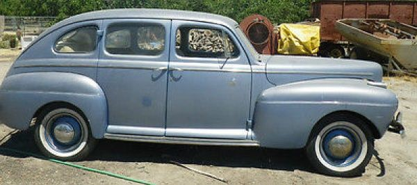 Mercury : Other Sedan 4 door 1941 Mercury Sedan - http://www.legendaryfind.com/carsforsale/mercury-other-sedan-4-door-1941-mercury-sedan/