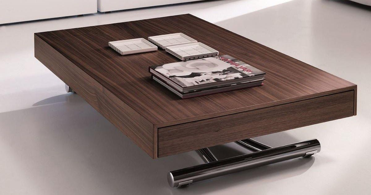 Height Adjustable Coffee Table Coffee Table Design Ideas Coffee Table Converts To Dining Room Table Opdate Club Adjustable Heig Di 2020 Coffee Table Ikea Furniture