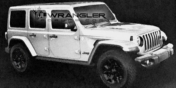 2018 jeep india. plain 2018 2018 jeep wrangler unlimited leaked  autocar india in jeep india