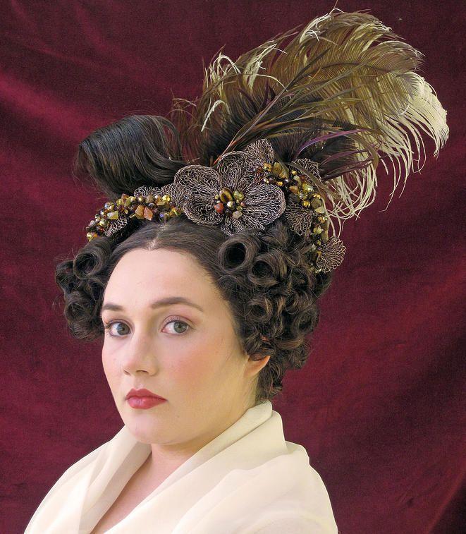 Thumpergosney Historical Hairstyles Vintage Hairstyles Victorian Hairstyles