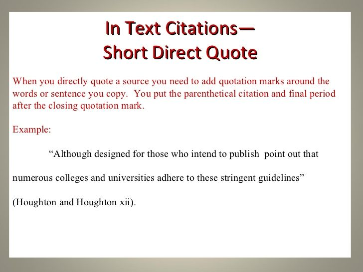 Related Image Quotation Mark Persuasive Essay Outline Parenthtical Notation Paraphrasing