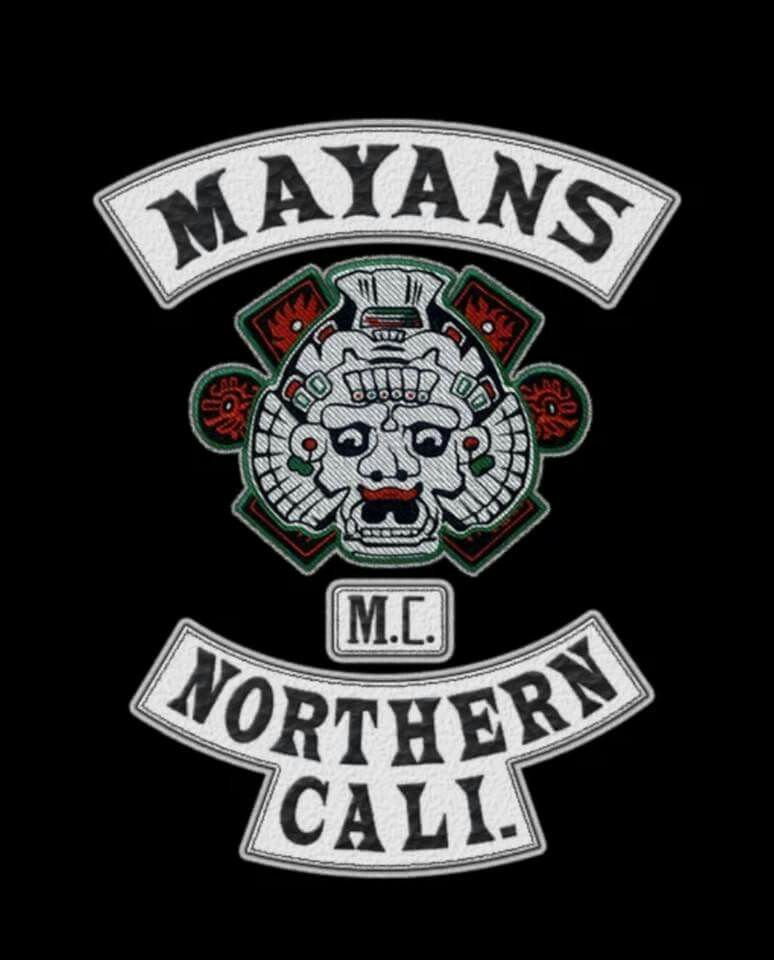 mayans bikers sons of anarchy soa logos mc logo mc. Black Bedroom Furniture Sets. Home Design Ideas