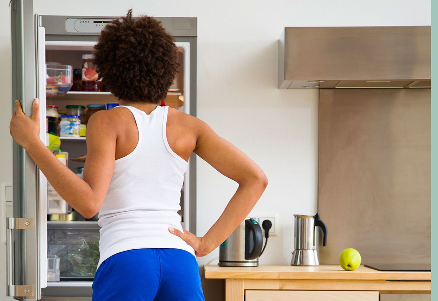 The Shockingly Simple Science-Backed Way to Curb Cravings