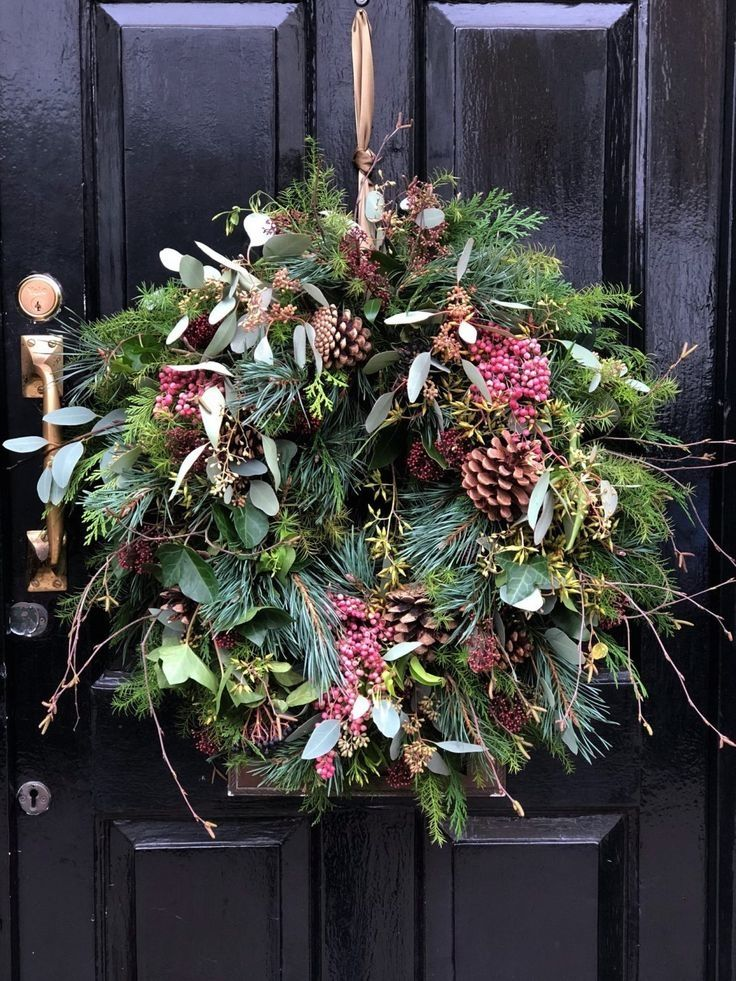 Photo of Christmas Wreath Decoration Ideas