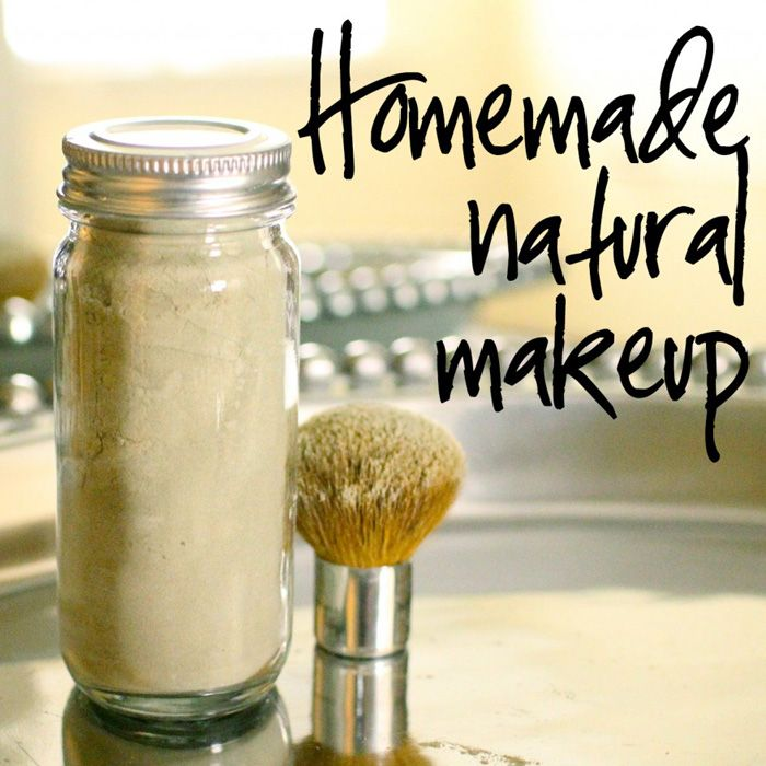 #DIY: Homemade Natural Translucent Powder -- easy!