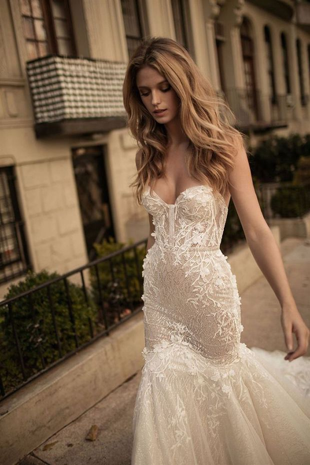 Beeindruckend Berta Bridal 2017 Brautkleid Kollektion | Wedding ...