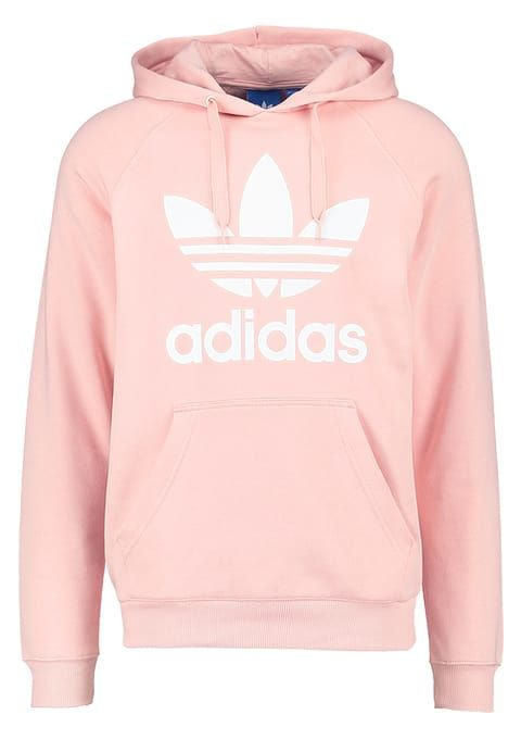 felpa adidas rosa con cappuccio