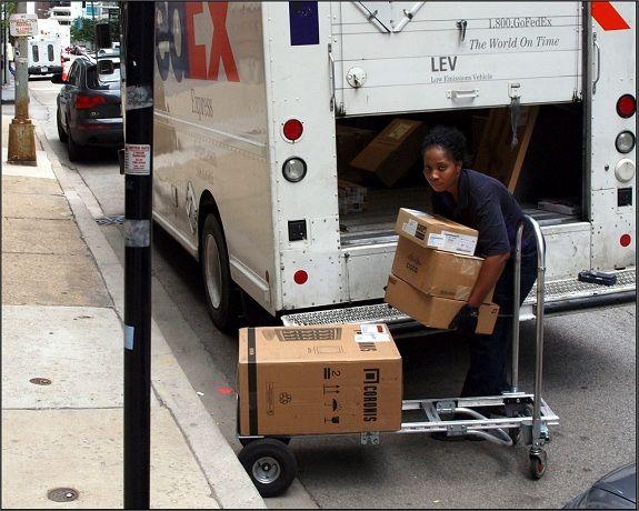 woman delivery truck driver | Van Drivers | Pinterest | Chang'e 3 ...