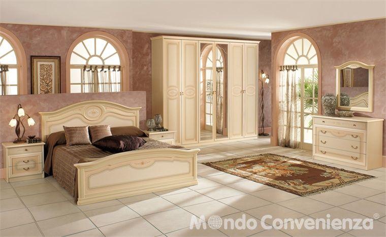 Camere da letto - Camere complete - Clivia - Mondo Convenienza - La ...